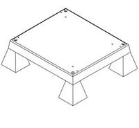 Polymer Concrete Pad