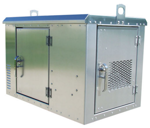 Propane DC Generator
