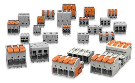 PCB Terminal Blocks - WAGO